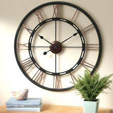 abstract clocks drew oversized metal wall clockcontemporary abstract clocks uk