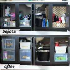 high low bathroom cabinet organization just a and her blog
