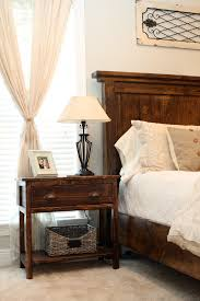 diy farmhouse bedside tables u2013 diystinctly made