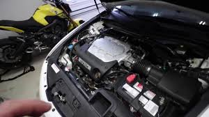 vcm muzzler gas mileage test accord v6 youtube