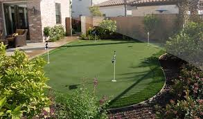 Building A Backyard Putting Green by How To Build A Putting Green Homesfeed