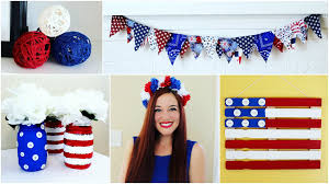 6 cheap u0026 easy 4th of july craft ideas pinterest inspired youtube