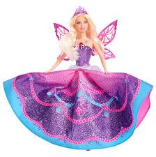 age mama barbie mariposa fairy princess toys