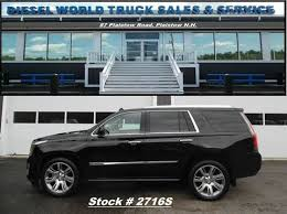 cadillac escalade commercial cadillac commercial trucks diesel trucks for sale plaistow diesel