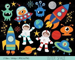 outer space planets clipart clipart bay