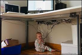 une souris sous mon bureau photosmax