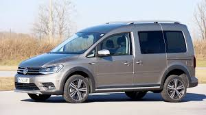 2016 volkswagen caddy alltrack tdi 4motion youtube