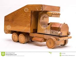 wooden truck old wooden toy truck stock photos image 25142853