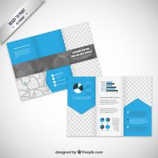 product brochure template free brochure template in modern style vector free