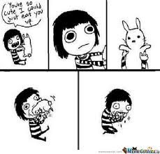 So Cute Meme - bunny so cute by alan1 meme center