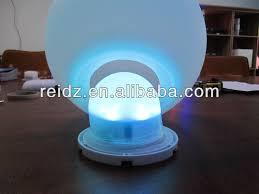 new decoration light under table light decoratiom 7color remote