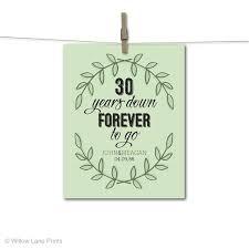 30 year anniversary gift ideas 30 year wedding anniversary gift ideas for parents imbusy for