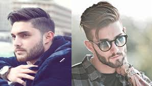 2017 men with blonde highlights on brown mohawk hairstyles for