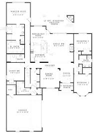 bedroom house plans open floor plan 4 beauteous concept corglife