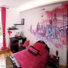 chambre fushia et blanc le incroyable en plus de attrayant chambre fille et en ce