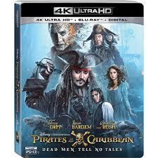 pirates caribbean dead men tales pirates