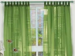 Window Curtains Design Ideas Cool Windows Curtain With Flower Design 4 Home Ideas