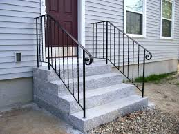 porch steps lowes concrete porch steps precast repair deck steps