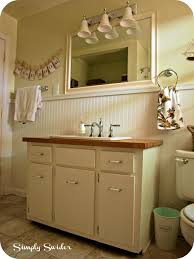 lighting fixtures cottage bathroom renovationsimply swider french