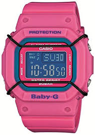 Jam Tangan Baby G Gold casio baby g digital resin quartz