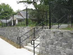 fascinating retaining wall design completing nature exterior