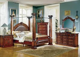 Bedroom Set Specials Neo Renaissance King Canopy Bedroom Suite