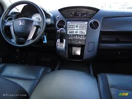 Honda Pilot Interior Photos Black Interior 2009 Honda Pilot Ex L Photo 40902089 Gtcarlot Com