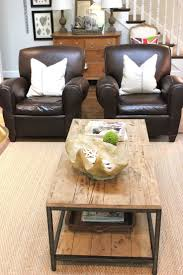 Rustic Leather Living Room Furniture 145 Best Living Room Images On Pinterest Home Farmhouse Living
