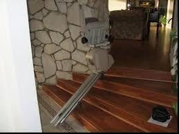 wheelchair stair lift install good idea wheelchair stair lift
