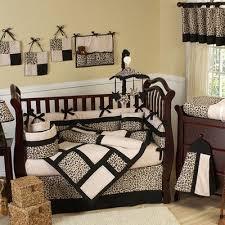 Cheetah Print Crib Bedding Set 9 Best Cheetah Print Crib Bedding Images On Pinterest Kid Rooms