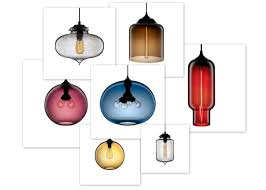 Modern Pendant Lighting Glass Pendant Lighting By Jeremy Pyles For Niche Modern Only