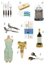 gift guide thanksgiving hostess gift ideas the well appointed