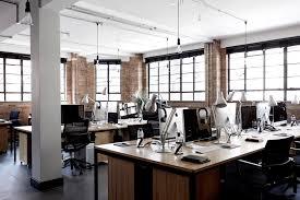 studio four23 u0027s self designed office inside former metal workshop