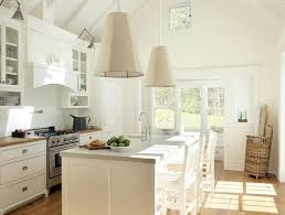 five great ways to make a white on white kitchen decor work