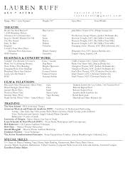 Simple Resume Template Download 89 Fascinating Simple Resume Example Examples Of Resumes
