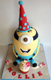 creative despicable me minion birthday cake ideas minion cakes