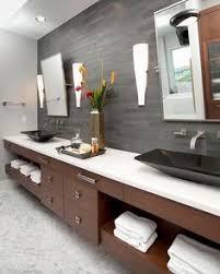 Beautiful Dyna Mt Baker Contemporary Bathroom Design Interior - Modern bathroom vanity designs