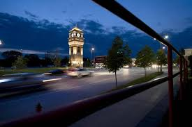zona rosa tree lighting as whites flock to kansas city blacks pick the suburbs the kansas