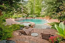 Beautiful Backyard Designs by Backyard Designs With Pool Pool Tropical With Backyard Design