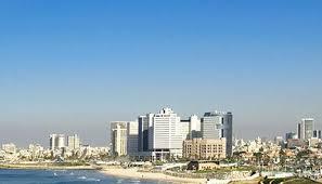 Tel Aviv Future Skyline Tel Aviv University