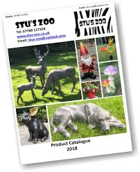 stu s zoo for quality wooden animals wooden carvings garden