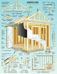 Diy Firewood Shed Plans by How To Build A Wood Shed Howtospecialist How To Build Step By