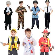 Police Halloween Costume Kids Cheap Police Costumes Kids Aliexpress