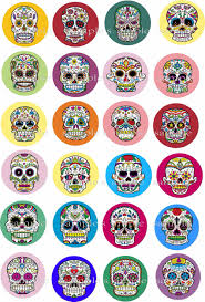 Halloween Cake Decorations Edible by Online Get Cheap Halloween Skull Cake Toppers Aliexpress Com