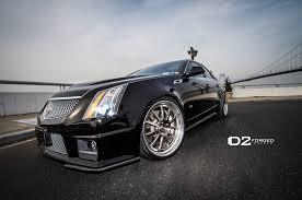 2005 cadillac cts wheels style d2forged cadillac cts v fms 11