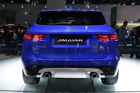 jaguar jeep 2017 price new 2017 jaguar f pace looks so damn good dubicars news