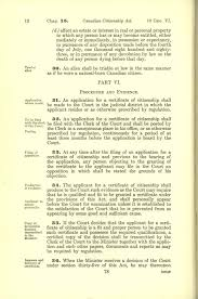 canadian citizenship act 1947 pier 21