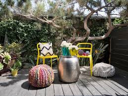 Patio Ideas For Backyard On A Budget 25 Chic Ideas For Patios And Porches On A Budget Hgtv