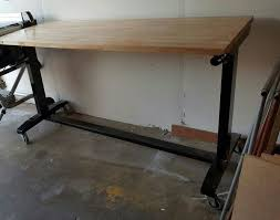 husky adjustable work table husky 62 adjustable worktable tools machinery in torrance ca