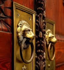 Cool Door Knockers Best 25 Lion Door Knocker Ideas On Pinterest Black Lion Black